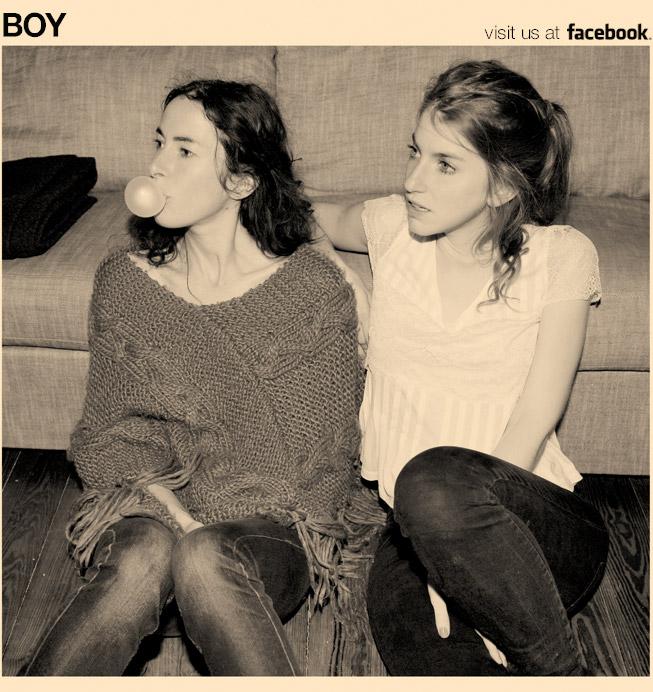 BOY – Frau Steiner und die Melodica