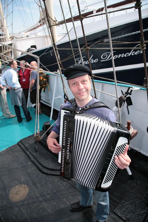 Break Down – irischer Reel – load down please!