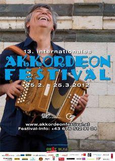 Auf nach Wien zum Akkordeonfestival…