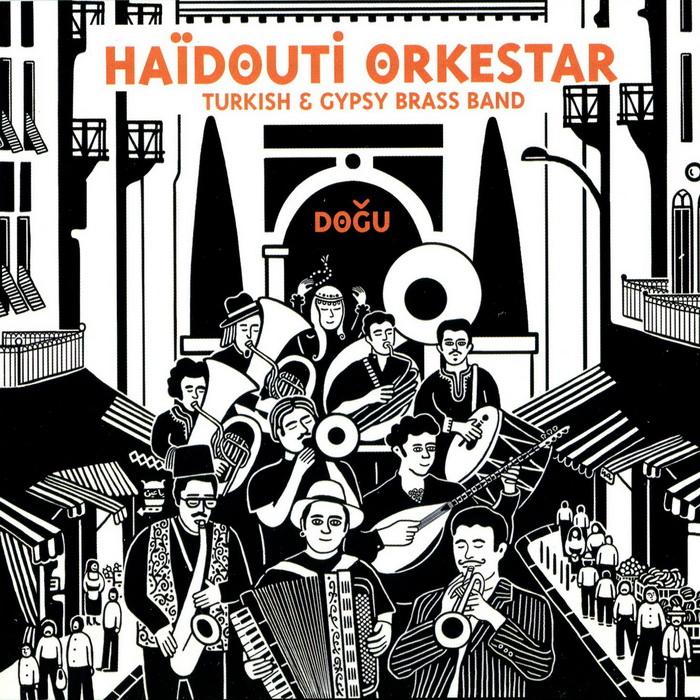 Jasko Ramic – Akkordeonist bei HAIDOUTI ORKESTAR