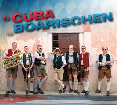 Hubert Meixner und die CubaBoarischen