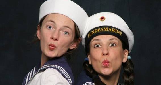 Seemanns Braut ist die See…